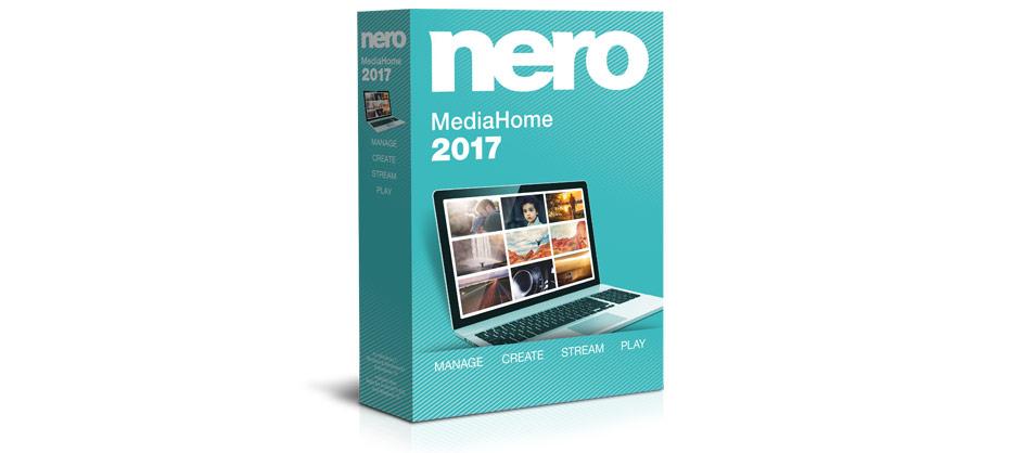 Resultado de imagen de Nero MediaHome 2017