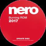 Nero Burning ROM 2017 - Update Disc