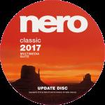Nero 2017 Classic - Update Disc
