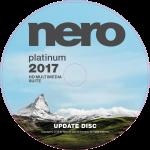 Nero 2017 Platinum - Update Disc