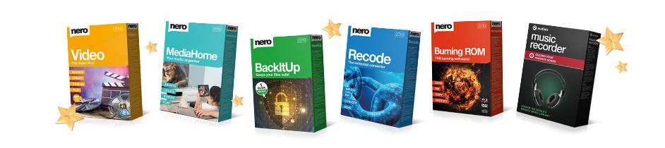 Nero Platinum Suite Products