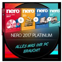 Nero 2017 Platinum - die richtige Wahl