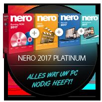 Nero 2017 Platinum - the right choice