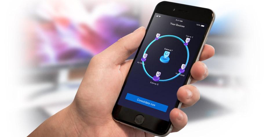 Nero 2019 Platinum Suite - Nero Drive Span App