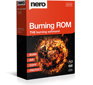 Nero Burning ROM 2019