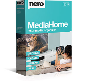Nero MediaHome 2019 Unlimited