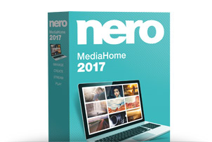Nero MediaHome 2017 Unlimited