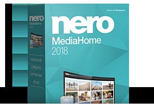 Nero MediaHome 2018 Standard