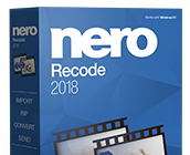 Nero Recode 2018