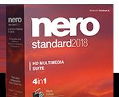 Nero Standard 2018 box