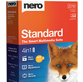 Nero Standard 2019 Suite box
