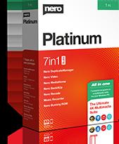 Nero Platinum Suite box