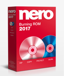 Nero Burning ROM 2017